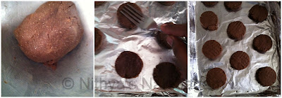 Jowar Chocolate Cookies 2