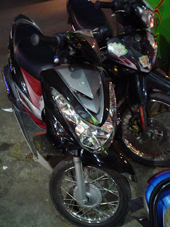 Moto Yamaha de Vietnam