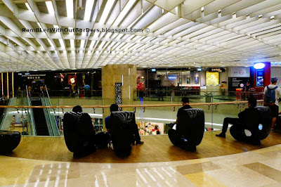 Chairs, ION Orchard Shopping Mall, Singapore