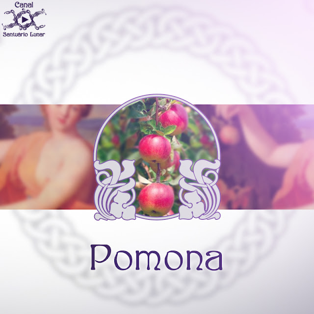 Pomona - Goddess of Gardens and Fruits | Wicca, Magic, Witchcraft, Paganism