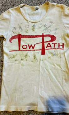 The Tow Path t-shirt
