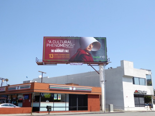Handmaids Tale 13 Emmy nominations billboard