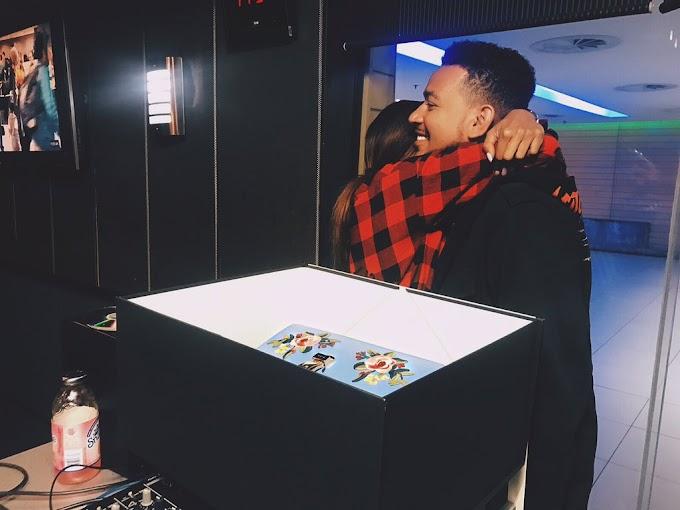 AKA gifts Bonang Matheba a Gorgeous Gucci Bag days after their Twitter Breakup & Reconcilation