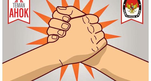Teman Ahok' Siap Koordinasi Dengan KPUD, Jika Proses Verifikasi Dipersulit