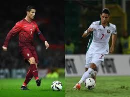 Portugal vs Bulgaria en partido amistoso internacional