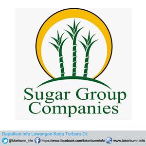 Lowongan Kerja Sugar Group Companie bagi lulusan SMK/D3