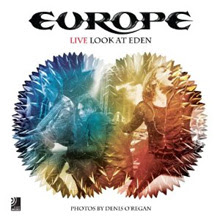 Europe – Live Look At Eden – CD y DVD 2011