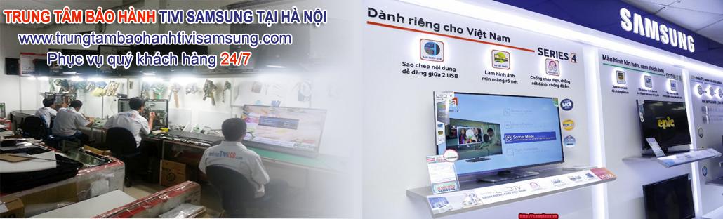 Sửa chữa tivi Samsung tại nhà khu vực Hà Nội