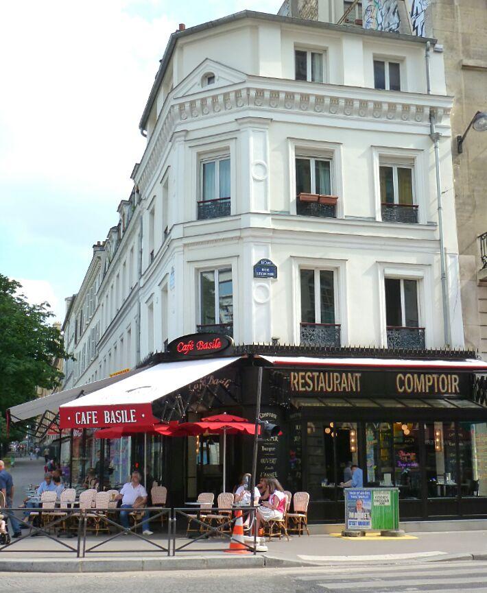 Cafe Near Jardin Du Luxembourg: Living The Life In Saint-Aignan: Le 15e Arrondissement De