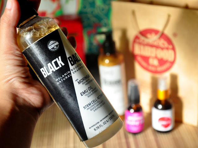 Hairfood Co. Black Back Shampoo