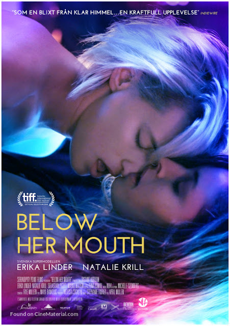 Below Her Mouth (2017) ταινιες online seires oipeirates greek subs