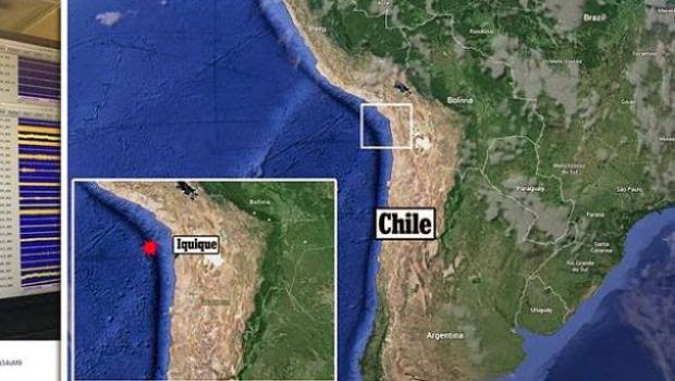 Gempa Chile Earthquake