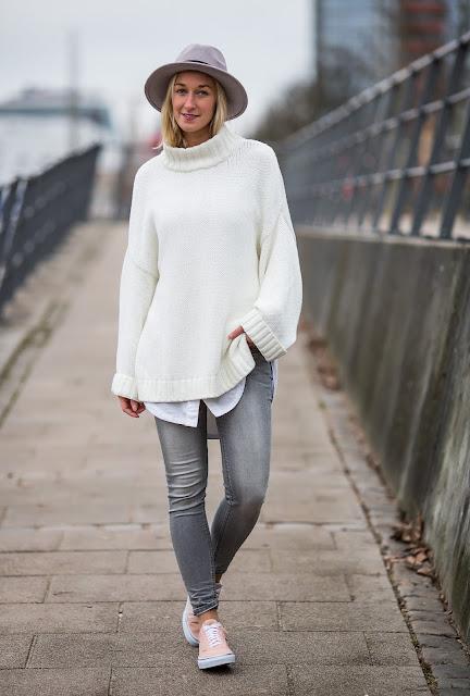 Rosa Vans von About You im Fashionpost von Modeblog Fleur et Fatale aus Kiel und Hamburg