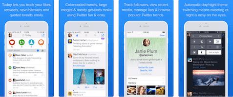 تطبيق تويتر Twitter
