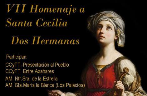 El Lago de la Vida acogerá este domingo el tradicional Certamen de Bandas en honor a Santa Cecilia