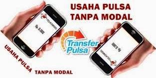 Cara Bisnis Pulsa Elektrik GRATIS TANPA MODAL Dengan Memperbanyak Downline