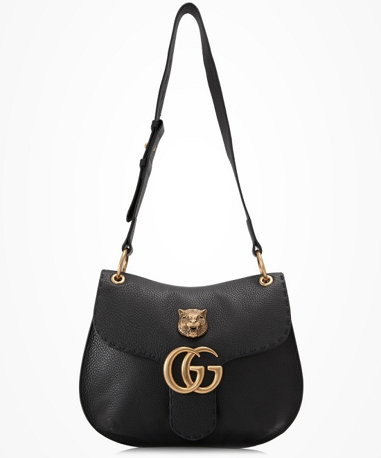 Tas selempang Gucci GG marmont