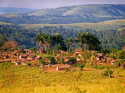 VIAJEROS POR EL MUNDO: República Democrática del Congo 20