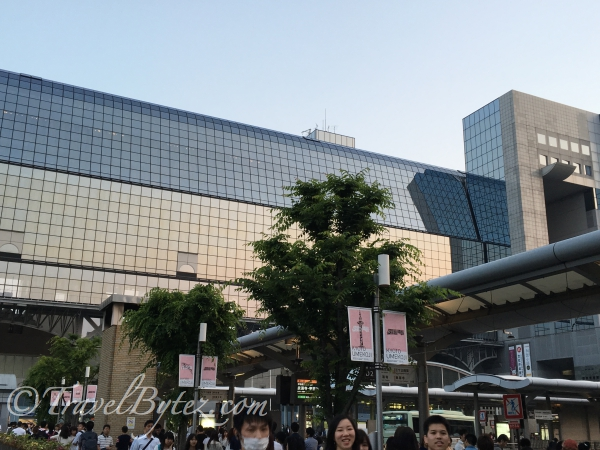 Kyoto Station (Karasuma Side)