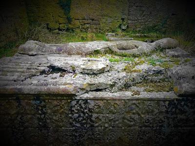 Grangefertagh Effigy Tomb
