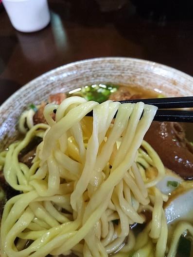 三倉食品の麺の写真