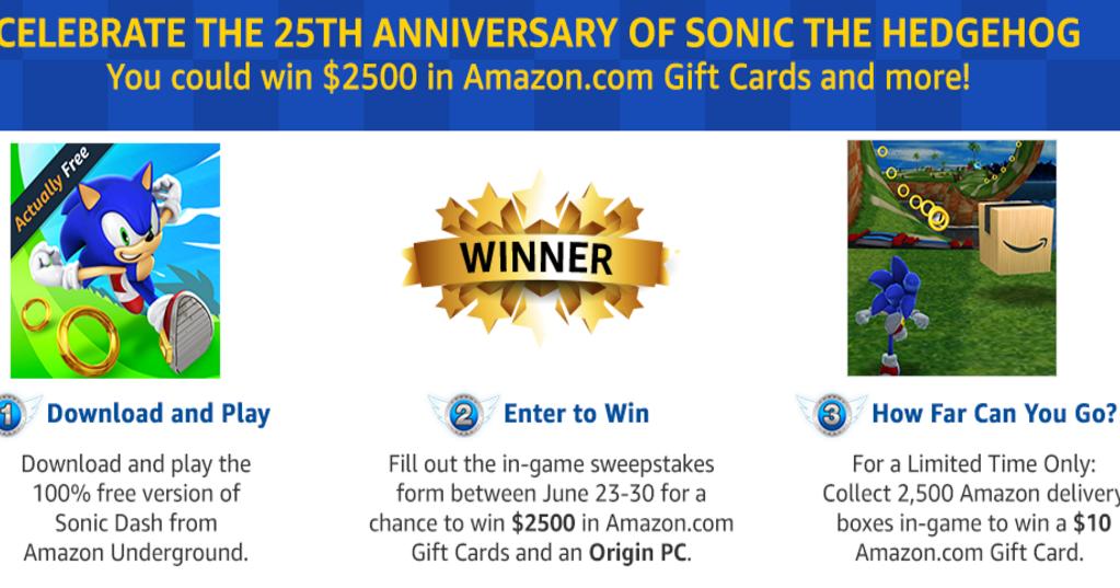 Amazon Game Gift