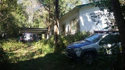 Guarda Civil de Cotia localiza desmanche no bairro do Caputera