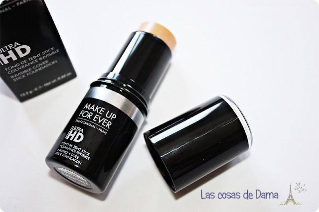 Ultra HD Stick Foundation Make Up For Ever maquillaje