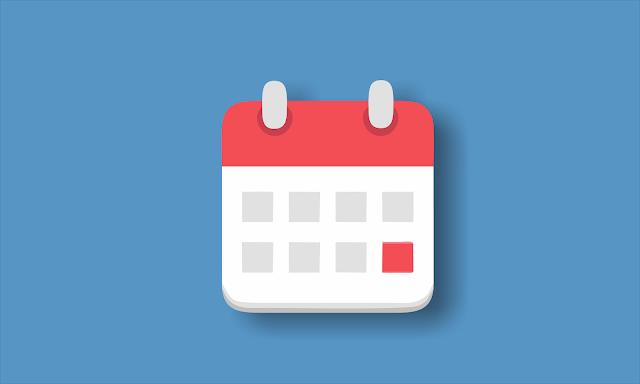 Jadwal Menulis Konten Blog Yang Pas dan Baik Untuk Kesehatan
