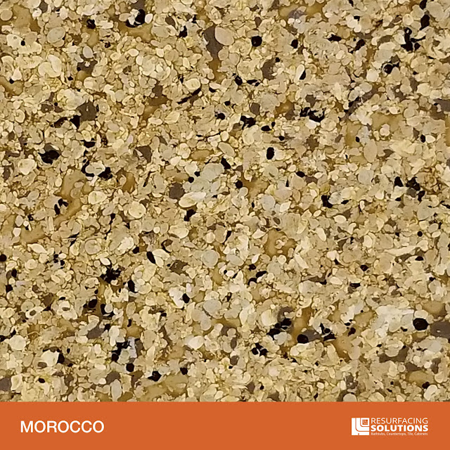 Resurfacing Solutions Knoxville Faux Granite Countertop Color Sample 36