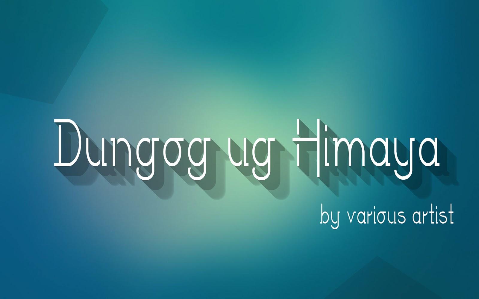 Ang gugma ko kanimo lyrics