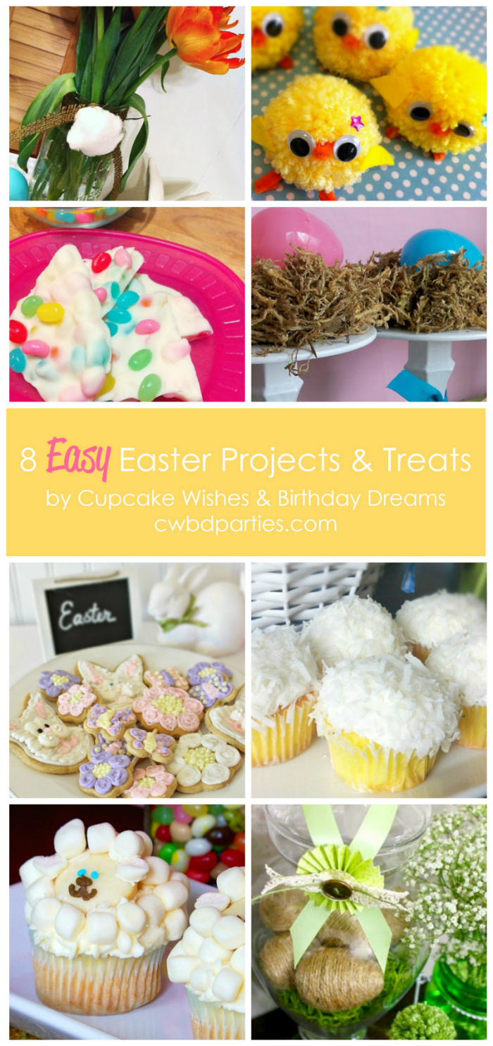 cupcake wishes u0026 birthday dreams 8 simple and easy easter