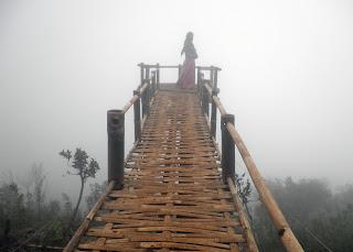 gunung sendaren desa wisata panusupan