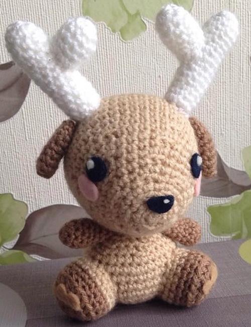 Amigurumi Deer - Free Pattern