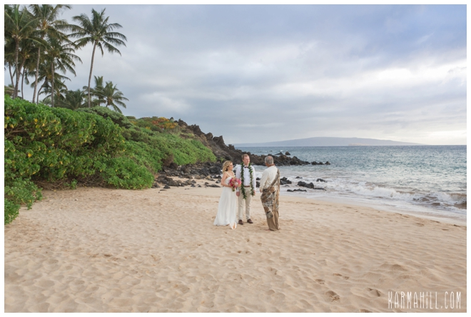 Professional Maui Elopement Photography