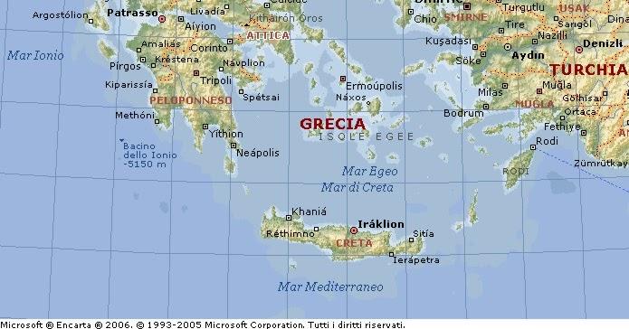 Cartina Geografica Dell Isola Di Creta.Bronzo Antico Approfondimento Creta L Eta Del Bronzo Antico