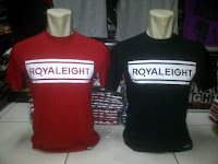 kaos distro royal eight, kaos distro bandung, kaos distro tebaru, grosir kaos distro royal eight