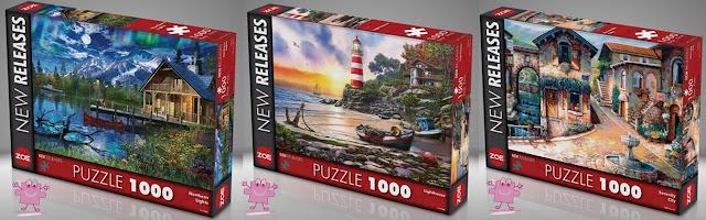 şok market puzzle