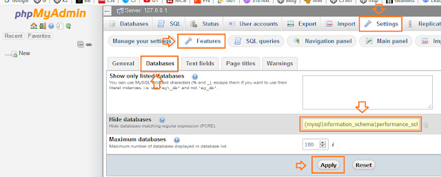 How To Install EasyPHP Devserver On Windows 10   Show Databases On phpMyAdmin  11