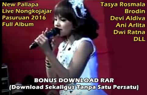 New Pallapa Live Nongkojajar Pasuruan Full Album 2016 plus RAR