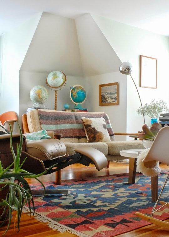 23 Desain Interior Ruang Tamu Kecil Sederhana Namun ...