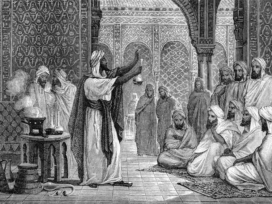 Jejak Intelektual Jabir Ibn Hayyan