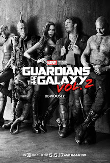 Guardians of the Galaxy Vol. 2 - Poster & Trailer