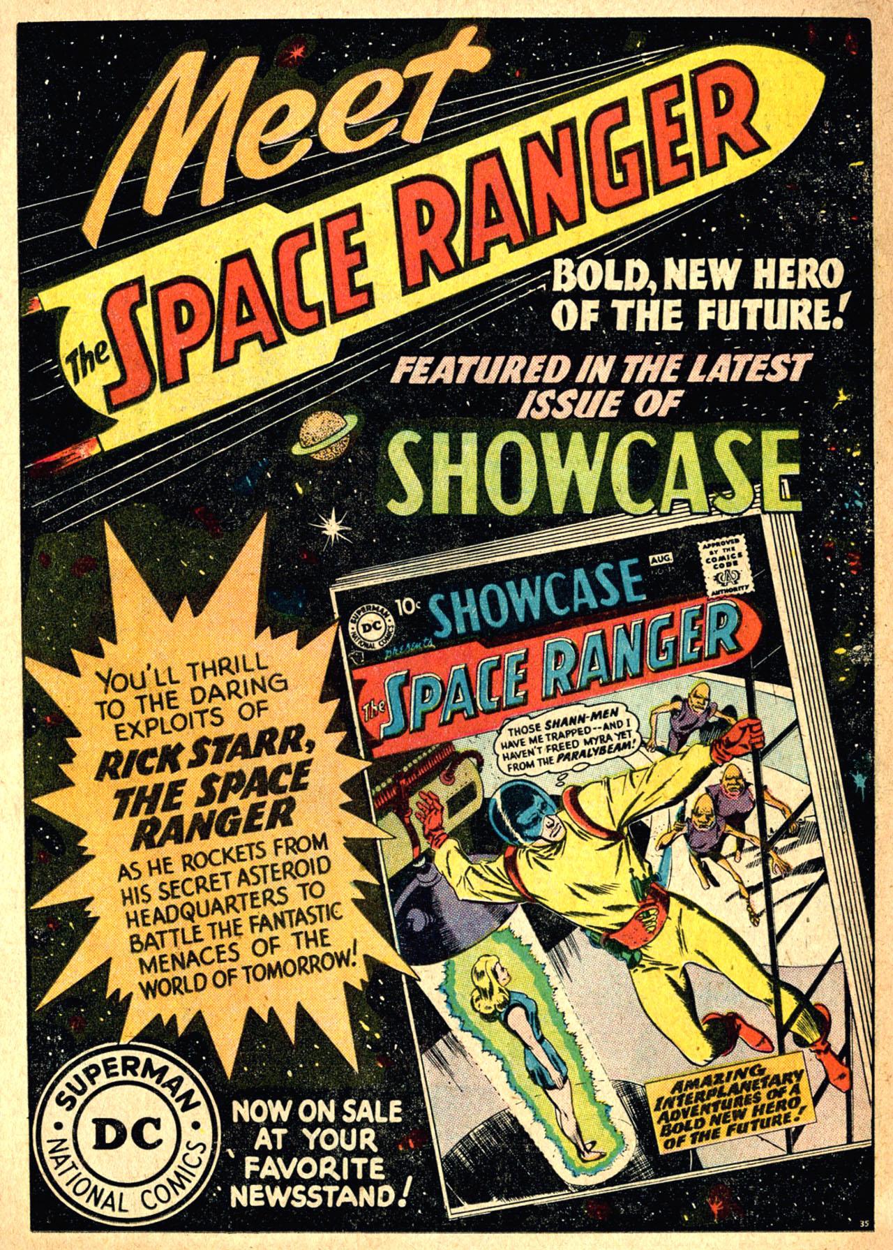 Read online Detective Comics (1937) comic -  Issue #257 - 15
