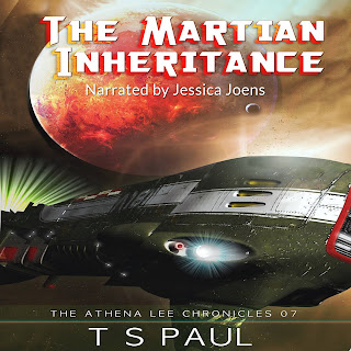 http://www.audible.com/pd/Teens/The-Martian-Inheritance-Audiobook/B01I1VIJ6Q