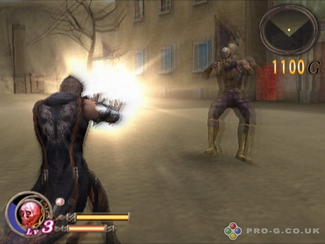 God Hand PS2 GAME ISO Gameplay