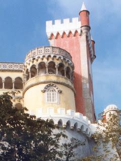 Palacio da Pena. Portugal. Patrimonio de la Humanidad. World Heritage Site. Patrimoine mondial