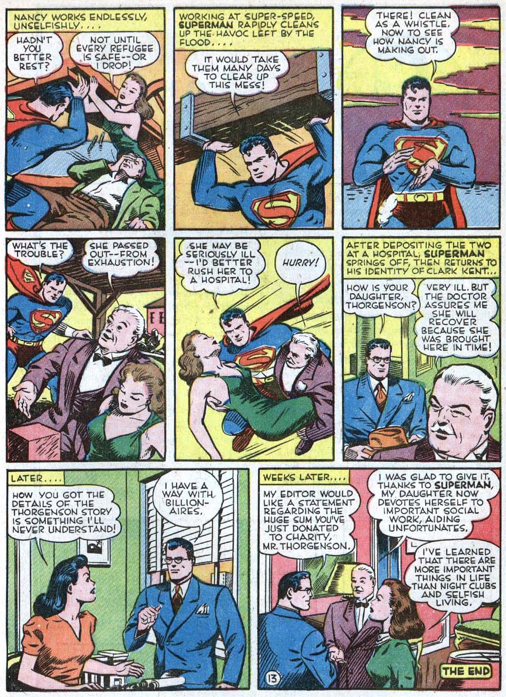 Read online Action Comics (1938) comic -  Issue #40 - 15