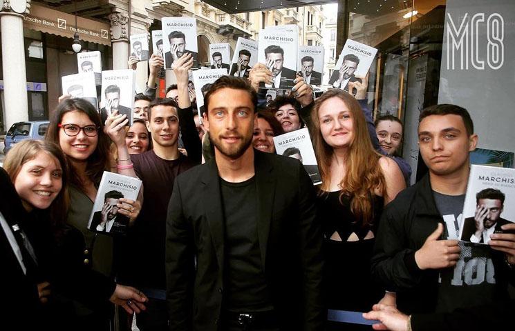 """Marchisio: """"Oporavak napreduje odlično"""""""