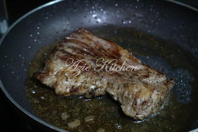 Meraikan Harijadi Dengan Hidangan Steak Wagyu dan Tomahawk